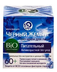 ЧЖ Био крем для лица 60+, натуральный UV-фильтр, 50 мл