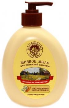 БА Жидкое мыло для интимной гигиены Ромашка и Протеины пшеницы, 400мл