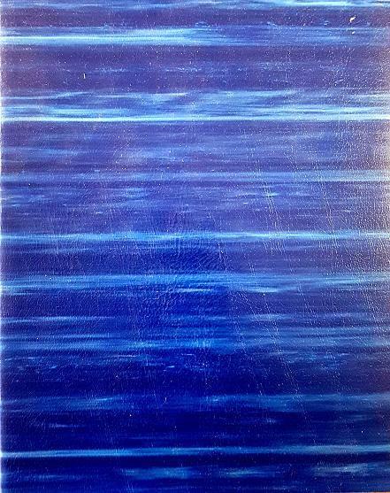 Тетрадь в клетку синяя 48 листов