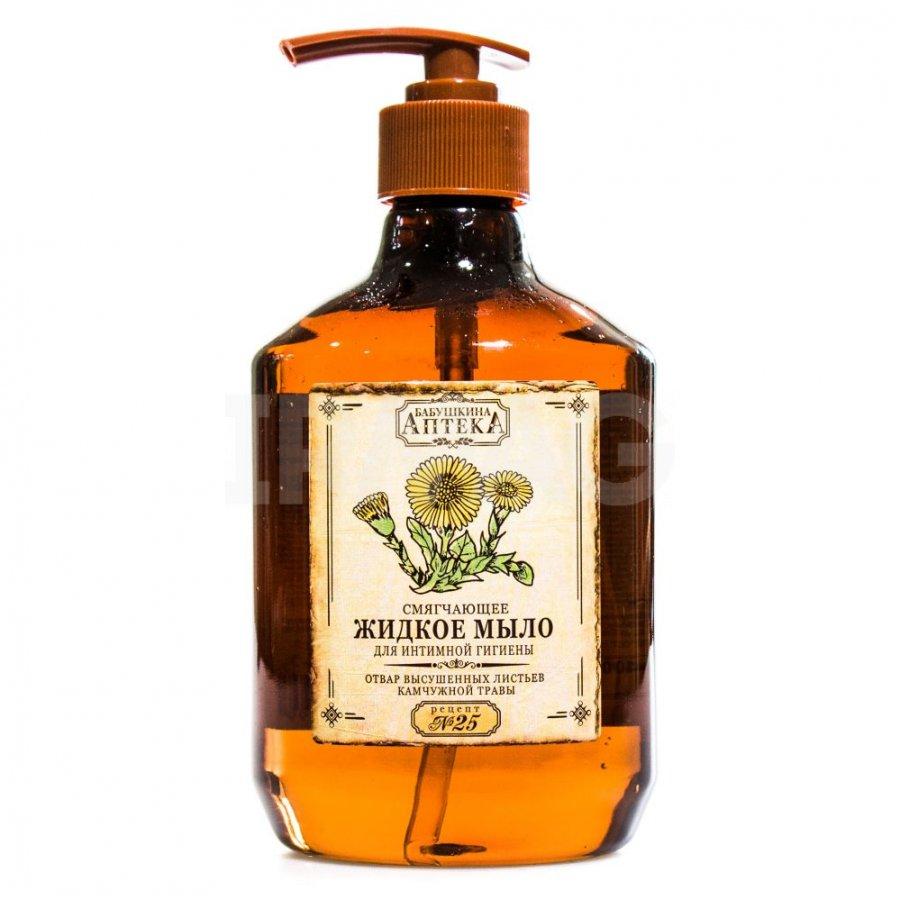 БА Жидкое мыло для интимной гигены Смягчающее, 400мл