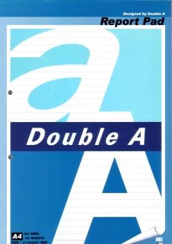 Блокнот 70л, А4 Double A