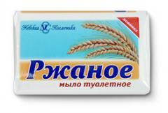 Мыло Ржаное, 90 гр