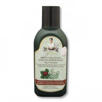 РБА Масло для волос Рецепты бабушки Агафьи