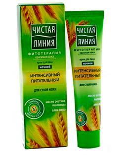 ЧЛ Крем ночной интенсивный питательный для сухой кожи 40мл