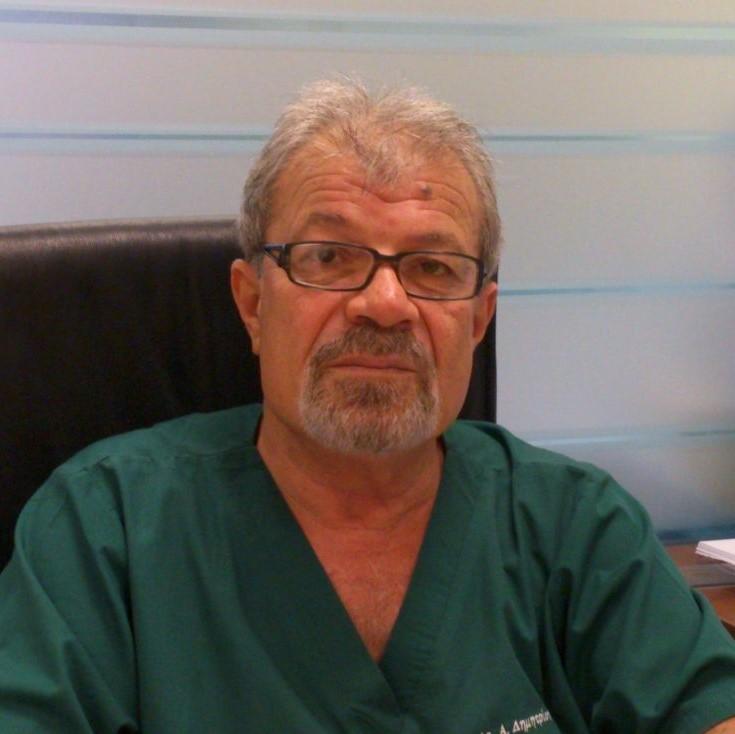 Dr. Andreas Demetriou (Consultant)