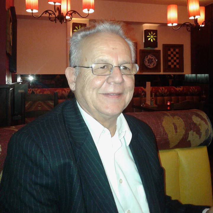 Prof. Antonios Polydorou (Consultant)