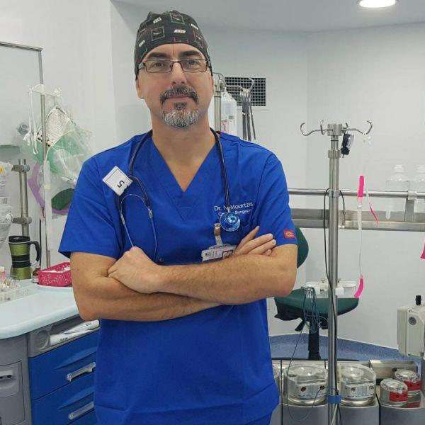 Nikolaos Mourtzis