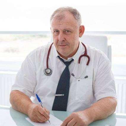 Dr. Yuri Nikolenko